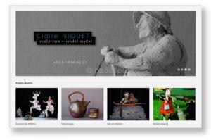 Claire Niquet  – Sculpteur