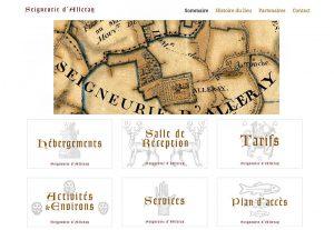 Seigneurie d'Alleray  – Hébergement événementiel