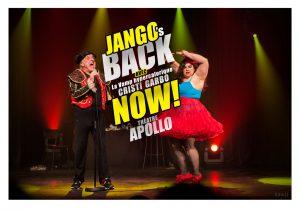 Read more about the article Jango Edwards – Théâtre Apollo 2017