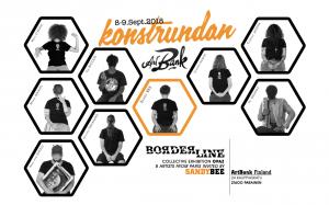 Konstrundan Finlande 2018 –  Expo Collective